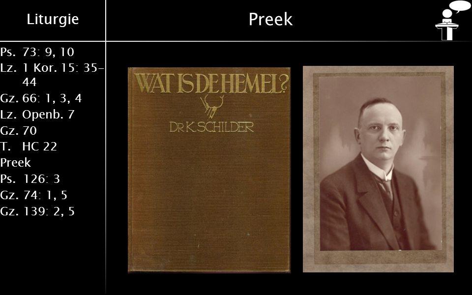 Preek [Dia 4] Honderd jaar geleden - 21 juni 1914 -